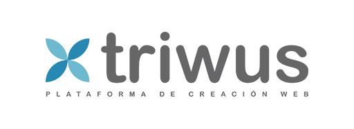 Triwus, plataforma de creación web